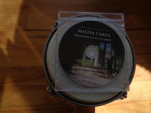 Magna Carta 1215 - 2015 Documentary John Robson Canada