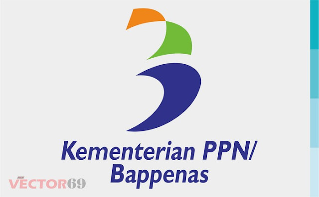 Logo Kementerian Perencanaan Pembangunan Nasional (PPN)/ Bappenas Indonesia - Download Vector File SVG (Scalable Vector Graphics)