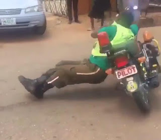 Video: You Need To See What This Dude Did With A Bike