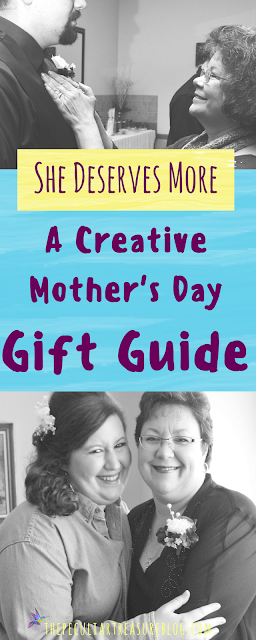 Mother's Day Gift Guide for the woman who deserves the whole world. #mothersday #giftguide