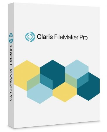 Claris FileMaker Pro 19.0.1.116 poster box cover