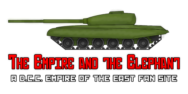 The Empire and the Elephant: A DCC Empire of the East Fan Site