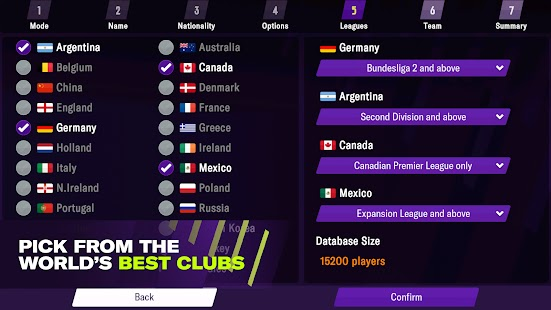 Football Manager 2021 Mobile Screenshot