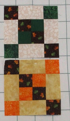 squares in squares from Gretchens little corner