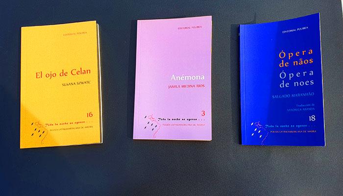 Tres libros de Polibea en Bestia Lectora