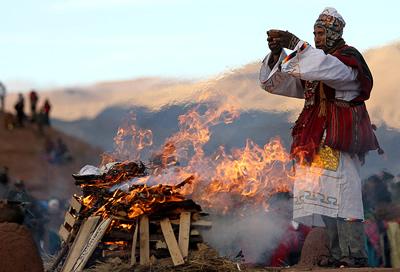 Andean Religion