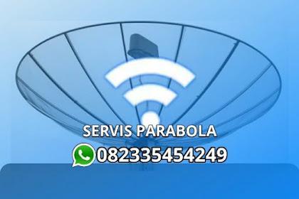 Melayani Perbaikan Parabola di Balung Kulon, Jember