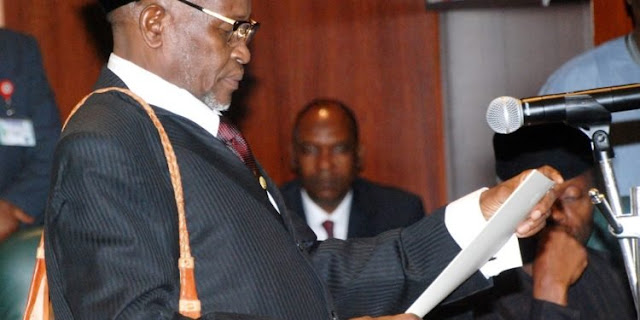 CJN faults amended AMCON Act