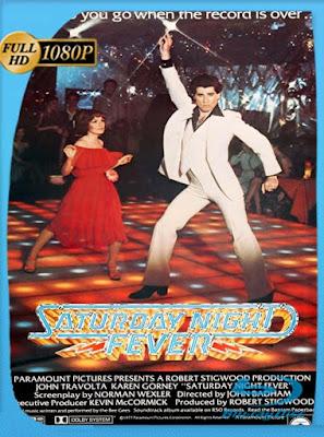 Fiebre del sábado noche (1977) HD [1080p] Latino [GoogleDrive] RijoHD
