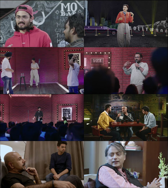 One Mic Stand S01 Complete Download 720p WEBRip