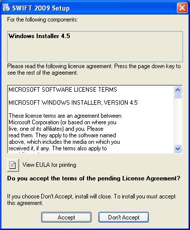 Microsoft Windows Installer Download