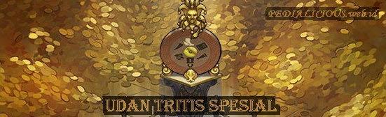 Bentuk Artefak Udan Tritis Spesial dalam dunia Travian