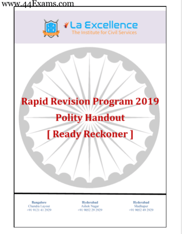 La-Excellence-Indian-Polity-For-UPSC-Exam-PDF-Book