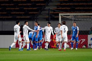 اليابان تغلب منغوليا بـ14 هدفاً في تصفيات المونديال
