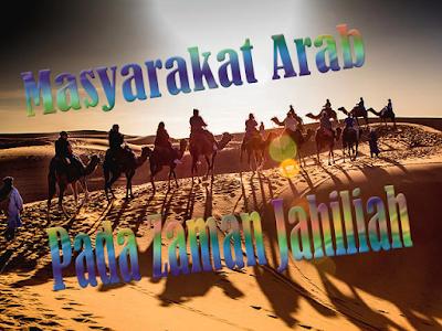 Zaman Jahiliah Arab