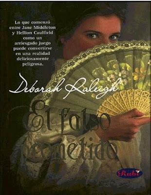 Reseña: El falso prometido- Deborah Raleigh