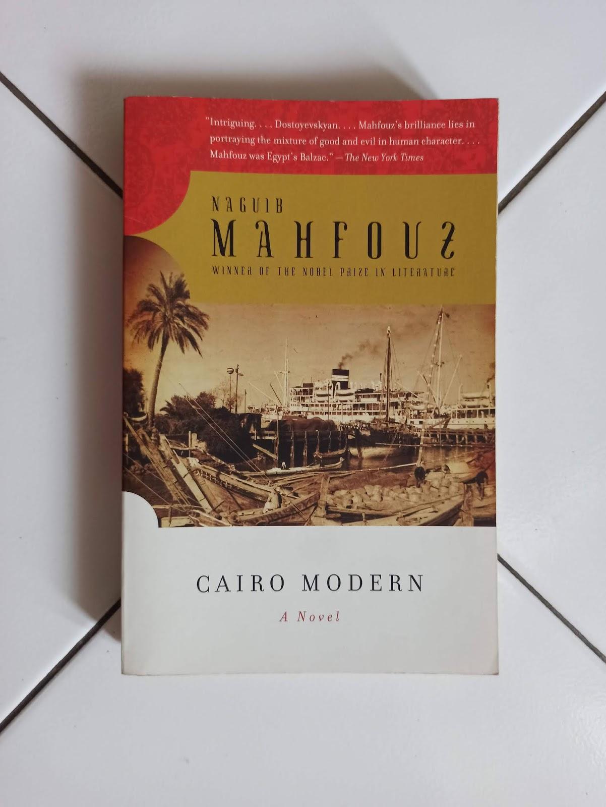 Cairo Modern A Novel
