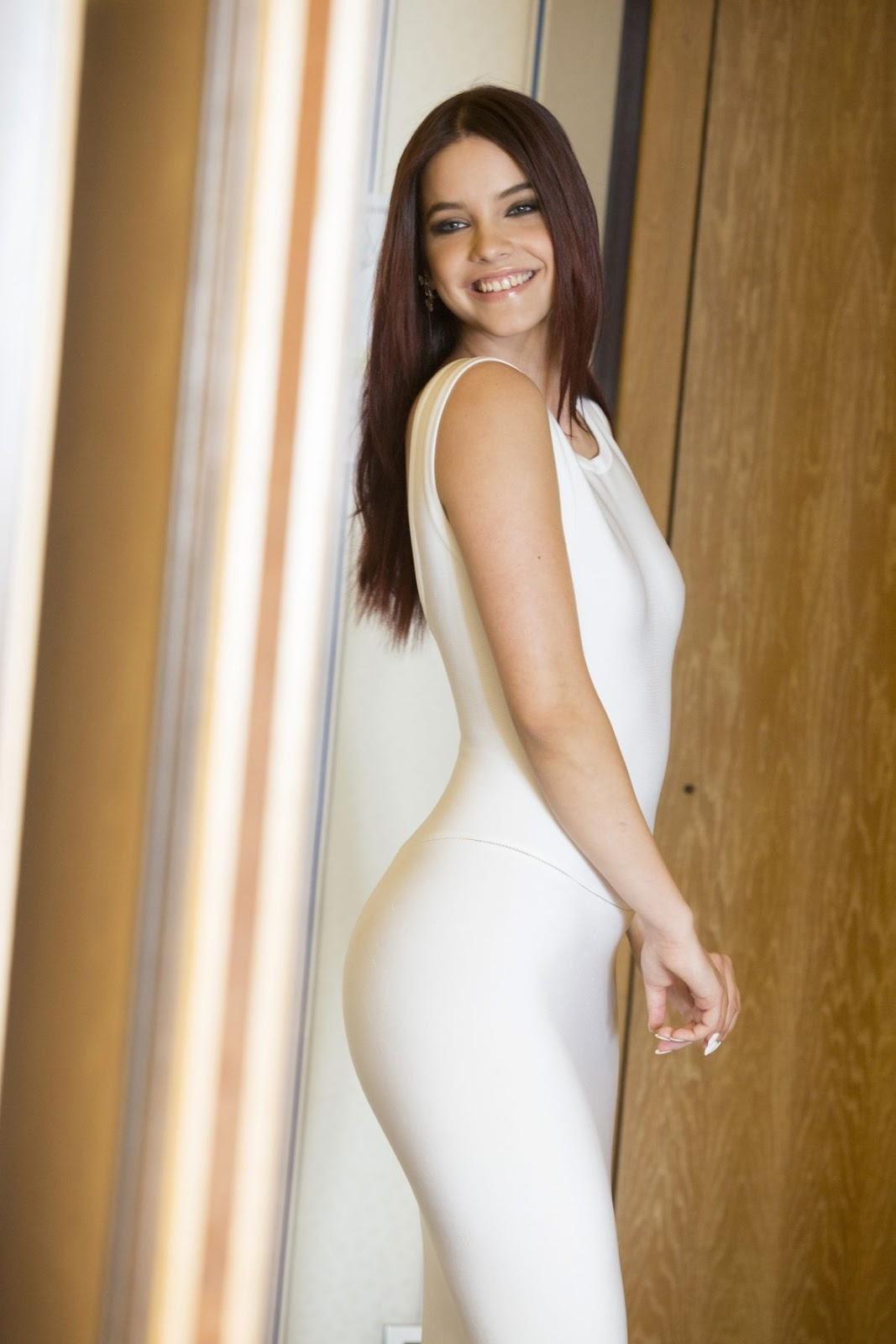 Barbara Palvin at L'oreal Paris Inside Cannes 2014 Photoshoot
