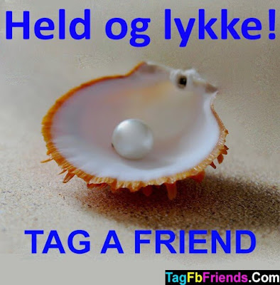 Good luck in Danish language