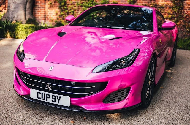 """""""I stopped Nigeria for a whole day"""" – DJ Cuppy brags after showing off new Ferarri"""