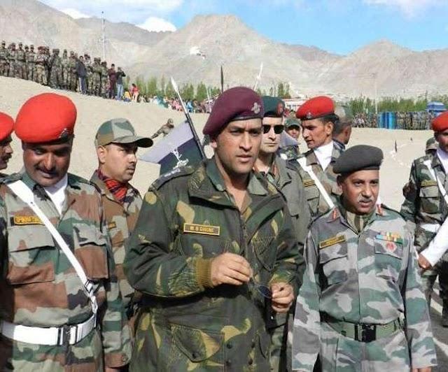 धोनी को मिली इजाजत, सेना के साथ जम्मू-कश्मीर में लेंगे ट्रेनिंग !