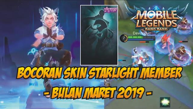 Skin Starlight Maret 2019
