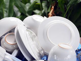 6 Pasos para Lavar los Platos Organizadamente
