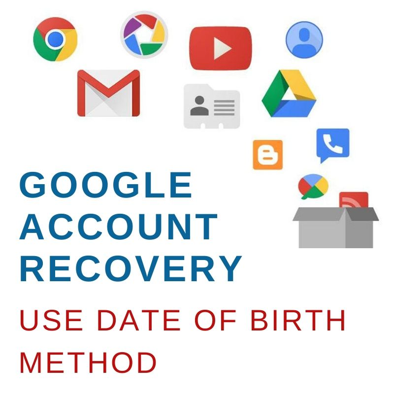 google-account-recovery What are the Common Steps For Google Account Recovery Process