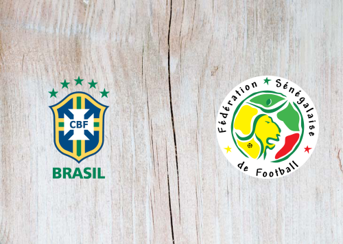 Brazil vs Senegal Full Match & Highlights 10 October 2019