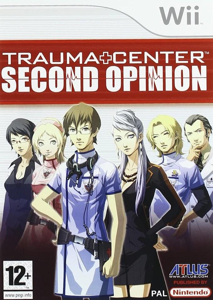 [WII] [PAL] Trauma Center: Second Opinion