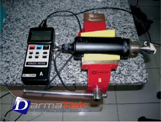 Damatek Jual Lutron TQ-8800 TORQUE Meter, 15 Kg-cm