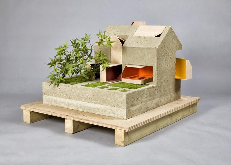 Architettura e progetti di qualit case per bambole for Case fatte da architetti
