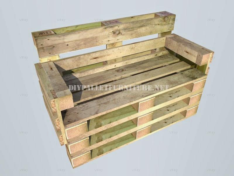 Mueblesdepaletsnet Como Hacer Un Banco Con Palets Paso Por Paso - Como-hacer-muebles-de-palets-paso-a-paso