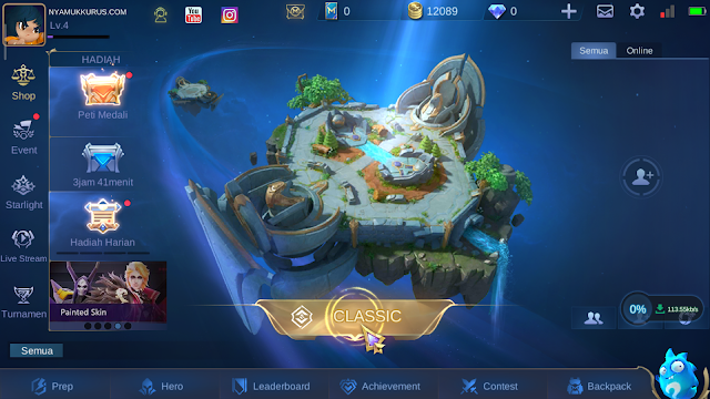 Download Mobile Legends (MLBB Unity) 2.0 Apk
