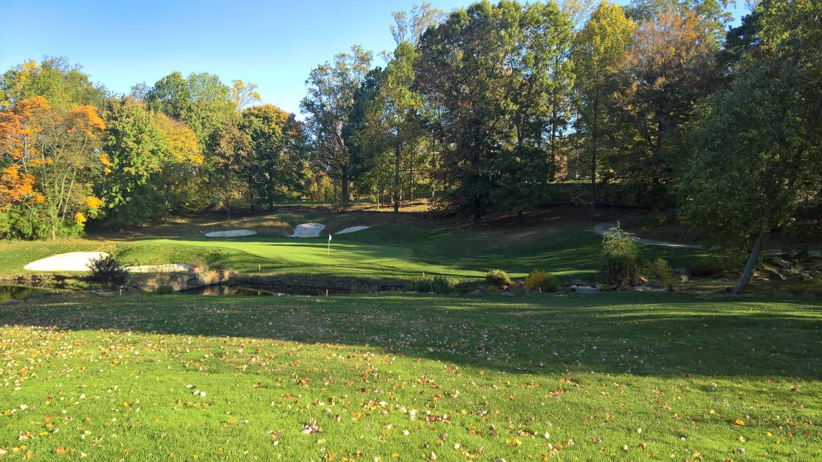Fieldstone Golf Course : Fieldstone golf club agronomy