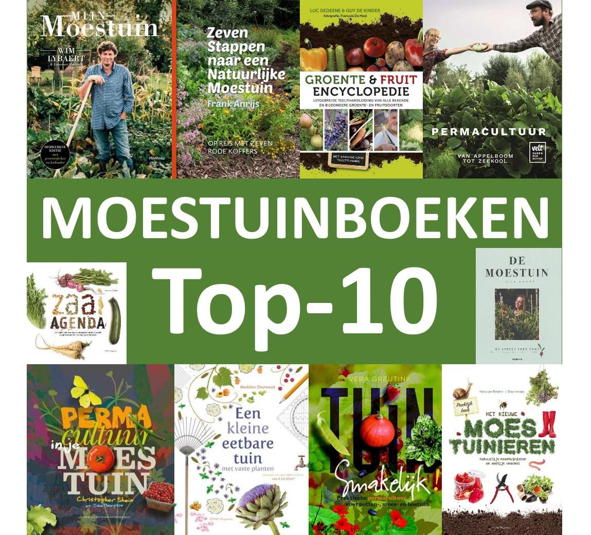 moestuin boeken top 10 recensie