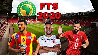 تنزيل النسخة العربية من لعبة FTS 2020 بالدوريات العربية وباخر الانتقالات والاطقم