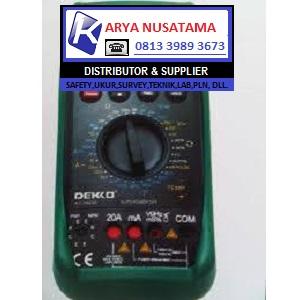 Jual DEKKO KY-2201D Automotive Tester Ori di Bogor
