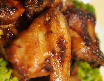 Resepi Ayam Goreng Madu Yang Sangat Mudah