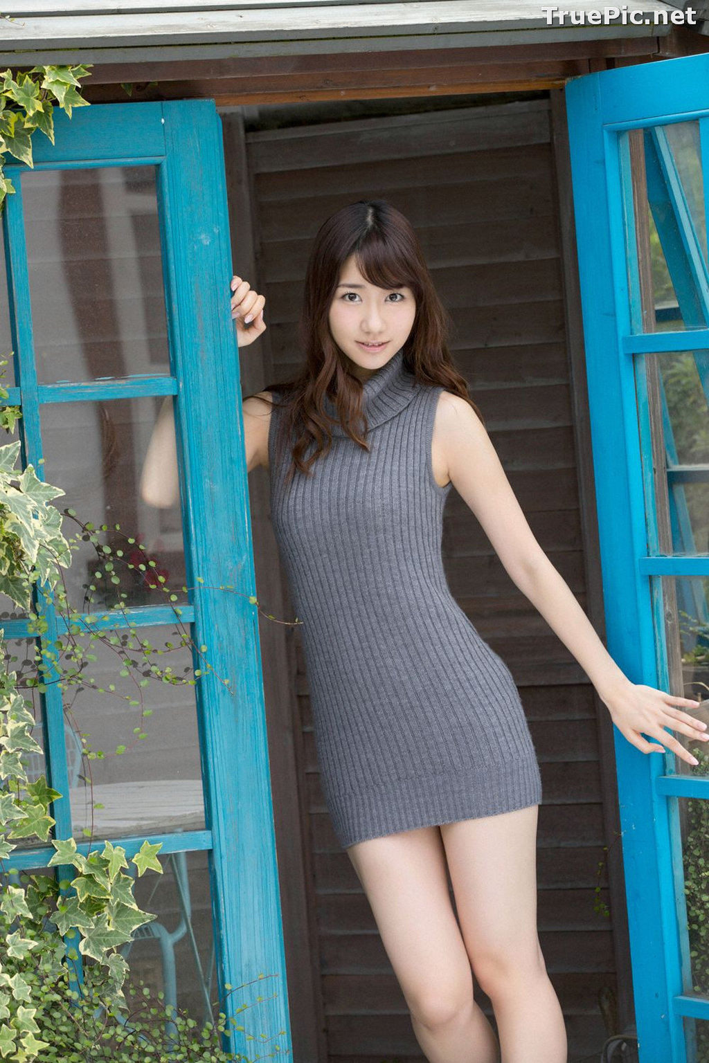 Image YS Web Vol.633 - Japanese Model - Yuki Kashiwagi & Anna Iriyama - TruePic.net - Picture-2