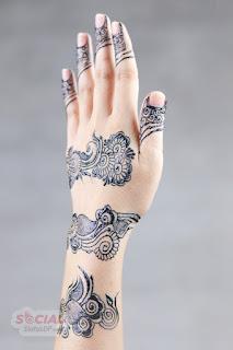 latest Bridal Mehndi Designs 2019