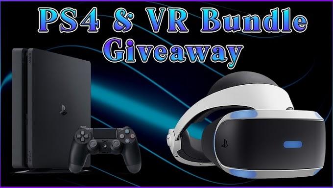 Sorteio de um Playstation 4 + PlayStation VR