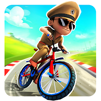 Little Singham Cycle Race Mod Apk