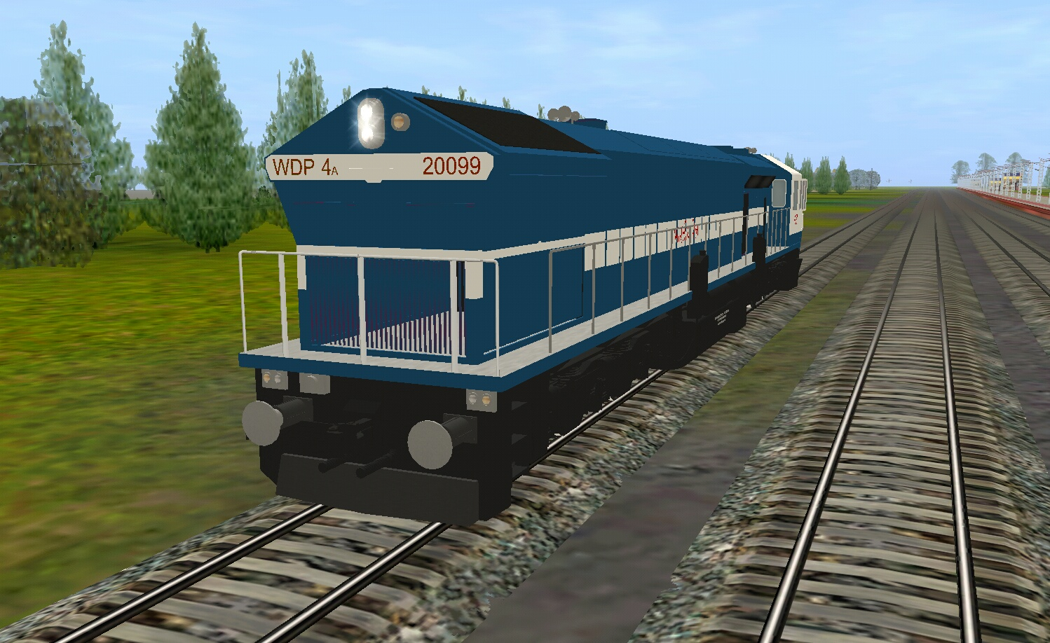 Indian Trainz Simulator Android
