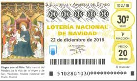 comprobar loteria navidad
