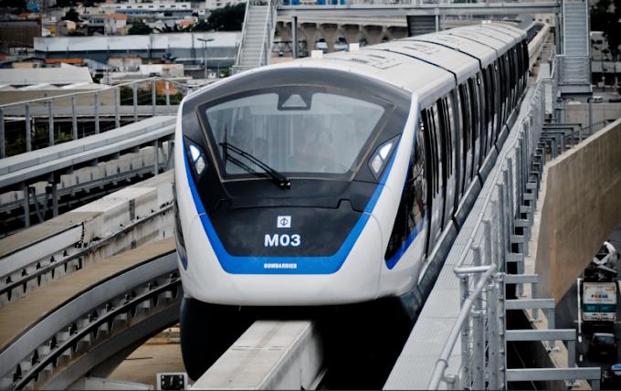 Após cinco dias consecutivos de restrições operacionais Linha 15-Prata volta a operar normalmente