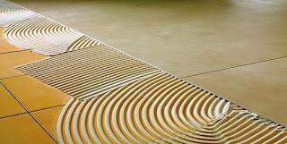 Material Homogeneus Tile Pada Rumah