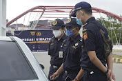 Bea Cukai bersama Polri Gelar Operasi Simpatik dalam rangka Penertiban Vehicle Declaration