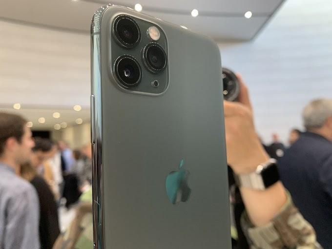 Sorteio Ganhe um iPhone 11 Pro Max!