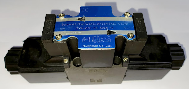 Types of directional valve